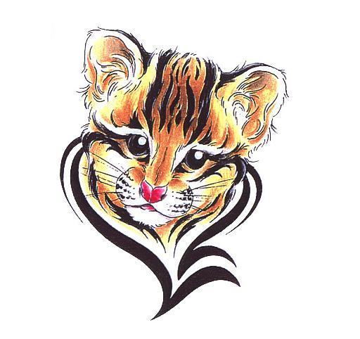 Тигрята, тигр, тигры, дикие